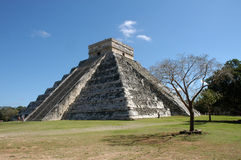 New 7 wonders-Chichén Itzá-M Stock Photos