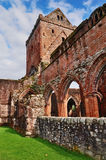 New Abbey, Scotland Royalty Free Stock Photo