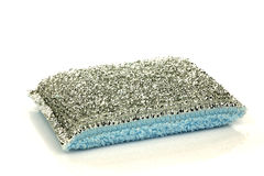 New abrasive pad Royalty Free Stock Photo