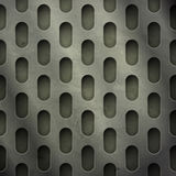 Steel grate Stock Image