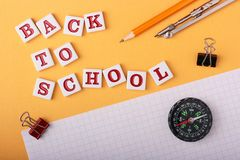 New academic year Royalty Free Stock Photography