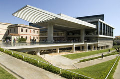 New Acropolis Museum in Athens Royalty Free Stock Photos