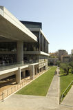 New Acropolis Museum in Athens. The new Acropolis Museum in Athens Royalty Free Stock Photography