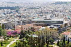 New Acropolis museum, Athens, Greece Stock Photo