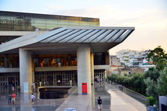 New Acropolis Museum Athens Greece Royalty Free Stock Photos