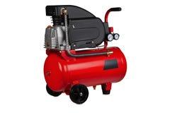 New air compressor stock image