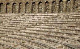 New amphitheater in Marmaris Stock Photos