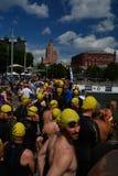 New Amsterdam City Swim Stock Photography