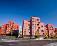 New apartment blocks Royalty Free Stock Photos