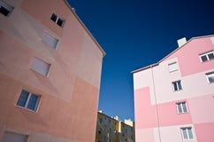 New apartment blocks Royalty Free Stock Photo