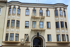 Luxury Condo. New Luxury Condo with beautiful decoration and bay windows in San Francisco stock photos