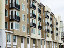 New apartment building Stock Photography