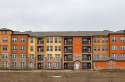 New Apartment Building Stock Images