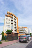 New apartment building Royalty Free Stock Photography