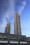 New apartment buildings Royalty Free Stock Images