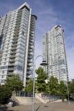 New apartment buildings Stock Photos