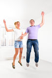 New apartment Royalty Free Stock Images