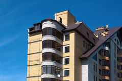New apartment house Royalty Free Stock Images