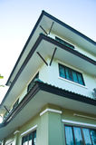 New apartment house Stock Images