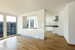 New apartment, interior Royalty Free Stock Photography