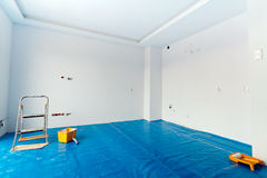New apartment painting Stock Image