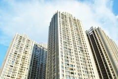 New apartment under sky Stock Photos