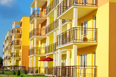 New apartments Stock Images