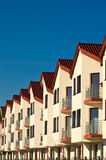 New apartments complex Stock Image