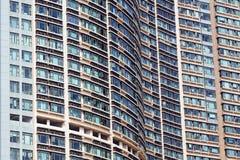 New apartments in Hong Kong Stock Photo