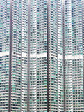 New apartments in Hong Kong. Royalty Free Stock Photography