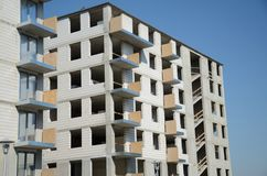 New apartments in Poland Stock Images
