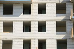 New apartments in Poland Royalty Free Stock Photography
