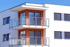 New apartments for sale Stock Photo