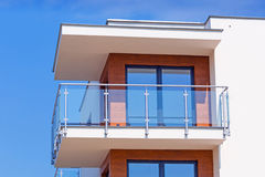 New apartments for sale Royalty Free Stock Images