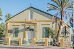 New Apostolic Church in Britstown Stock Image