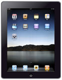 New Apple iPad Royalty Free Stock Photography
