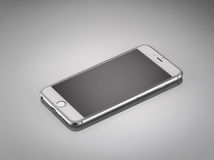 New Apple iPhone 6 Plus  Front Side Royalty Free Stock Image
