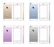NEW APPLE IPHONE 5S Stock Image
