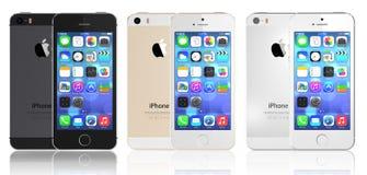 New Apple iPhone 5s Stock Photos