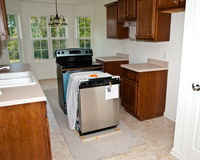 New Appliances/Installation royalty free stock photography