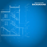 New architecture background Royalty Free Stock Images