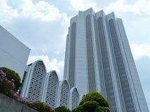 New architecture in Kuala Lumpur Stock Photos