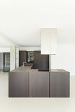 New architecture, modern kitchen Stock Images