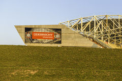 The new Arena Corinthians in Itaquera, Sao Paulo, Brazil Stock Photography