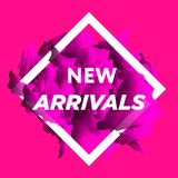 New arrivals Royalty Free Stock Photos