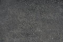 New asphalt background. Black new asphalt of a road Stock Image