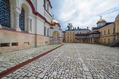 New Athos Monastery Royalty Free Stock Photo