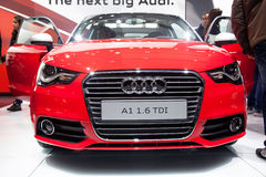 New Audi A1 1.6 TDI Royalty Free Stock Photos