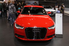 New Audi A6 Stock Images