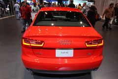 New Audi A6 Stock Photos